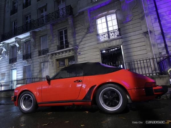 Photos du jour : Porsche 911 Speedster (Réponse de quizz)