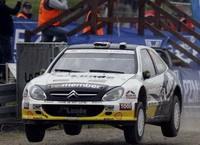 WRC-Pologne: Solberg est au taquet !