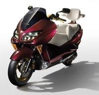 Tokyo 2007: Honda Forza Smart