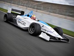 Mondial de Paris 2010 / Sport auto écolo : l'Electric Formula EF01 qui décoiffe