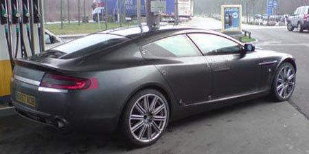 Aston Martin Rapide : première sortie (+ sondage)