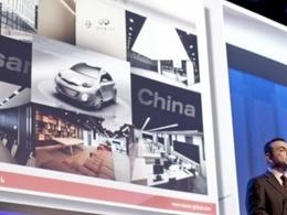 Nissan: bientôt  2 millions de véhicules en Chine ?