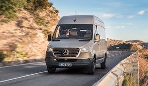 Amazon commande 20 000 Mercedes Sprinter