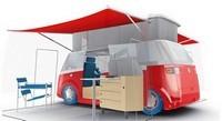 Volkswagen Westfalia Concept by Alexandre Verdier