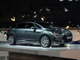 Salon de Francfort 2011 : Citroën DS5 : à partir de 29 300 €