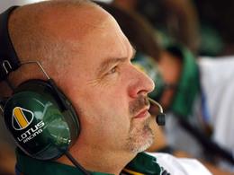 F1 : Lotus Racing prolonge Mike Gascoyne