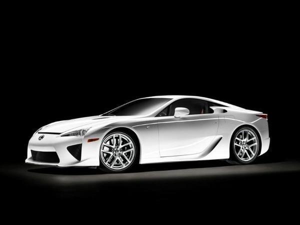 Future Lexus LFA : une BMW i8 sauce japonaise ?