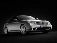 Mercedes SLK, CLS et SL Pack AMG !