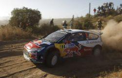 WRC Pologne : les ennuis continuent pour Loeb
