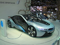 En direct du salon de Francfort : BMW i8, une sportive d'avenir ou l'avenir de la sportive ?