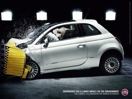 Une publicité pour Fiat récompensée à Cannes