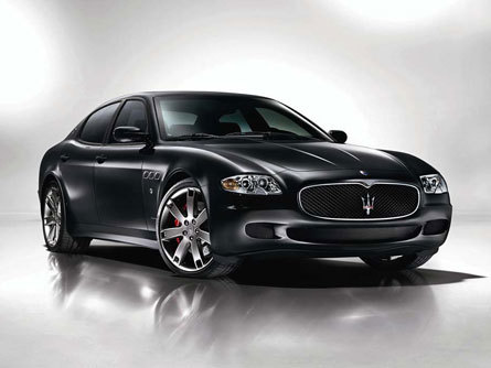 Future Maserati Quattroporte 2012 : pas plus grande, 4 roues motrices et toujours aussi sportive