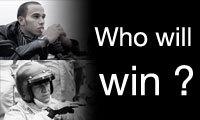 [vidéo pub] : McQueen vs Hamilton, qui est le vainqueur ? Tag Heuer, forcément