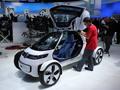 Salon de Francfort 2011 : Volkswagen Nils Concept : la mobilité du futur