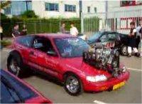 La vidéo saucisse du vendredi : Honda CRX 'schmilbick'