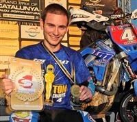 Supermoto : Thomas Chareyre champion du monde 2010 !!