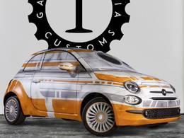 Garage Italia Customs dévoile les Fiat 500 R2-D2 et BB-8