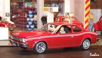 Miniature : 1/43ème - AMC Hornet