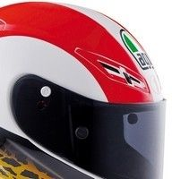 AGV dégaine une version Simoncelli de son GP-Tech.