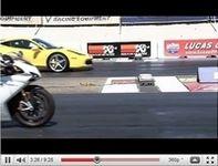 Vidéo Mauto : Ducati 1198S vs Ferrari 458 Italia