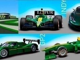 GT2, LMP2, IndyCar... Lotus est partout !