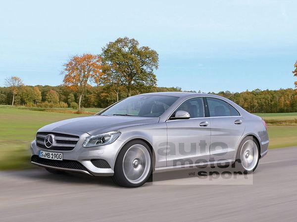 """Nouvelle Mercedes Classe C : le """"renouveau"""" ?"""