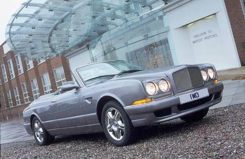Bentley Azure : série finale à prix spécial !