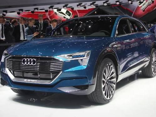Audi : un h-tron Quattro concept à l'hydrogène pour Detroit ?