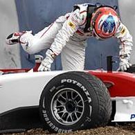 """Formule 1 - Glock: """"Il va nous falloir du temps"""""""
