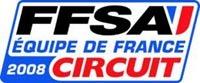 Equipe de France FFSA: Cru 2008