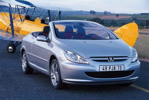 Peugeot 307 CC : les tarifs !