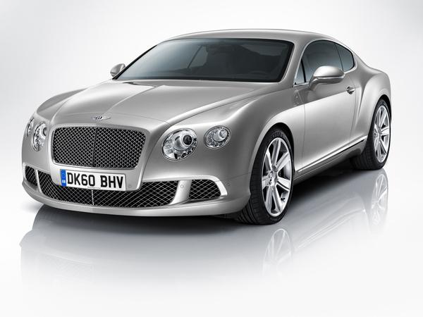 Nouvelle Bentley Continental GT : à partir de 154.600€ ... HT