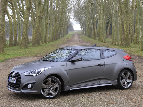 Essai vidéo - Hyundai Veloster Turbo : lentement mais sûrement