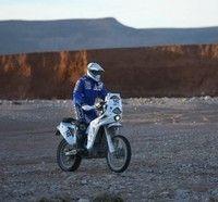Africa Eco Race étape 2: Borf Frissate/ La Momie.