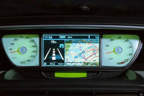 Peugeot 307 NavTech : navigation au long cours