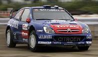 WRC Japon: Loeb prend les commandes