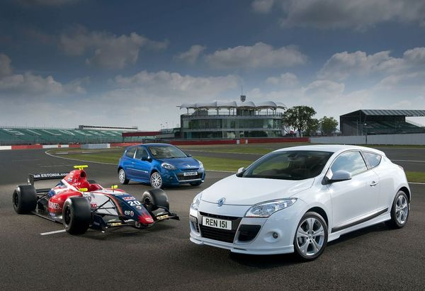 Renault Clio et Mégane World Series: en tenue de sport