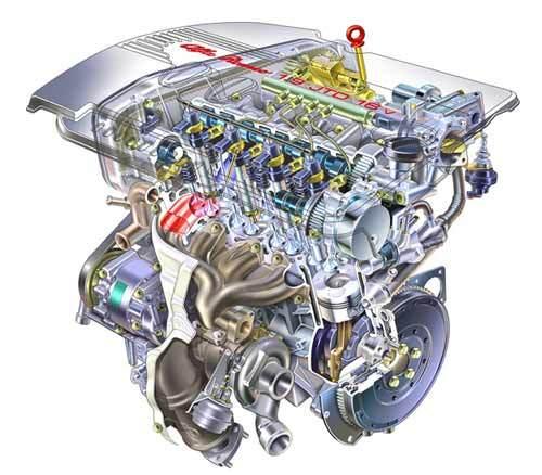 Alfa Romeo 147 1.9 JTD 100 ch : entrée de gamme diesel