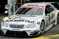 Dtm Zandvoort: Qualif: Green contient la marée Audi