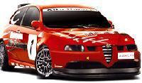 Wtcc: Alfa Romeo, jusqu'en 2008, avec la 147