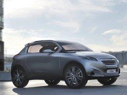 Mondial de Paris 2010 - Voici le concept Peugeot HR1!