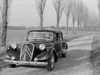 La Citroën Traction Avant a 80 ans