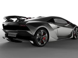 Mondial de Paris - Lamborghini Sesto Elemento: de nouvelles photos