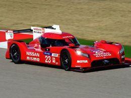 Nissan annonce l'abandon du programme LMP1