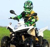Kymco répond à la nouvelle règlementation quads avec 2 modèles