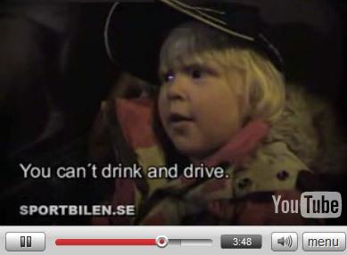Vidéo Swedish Style 2 : l'Audi R8