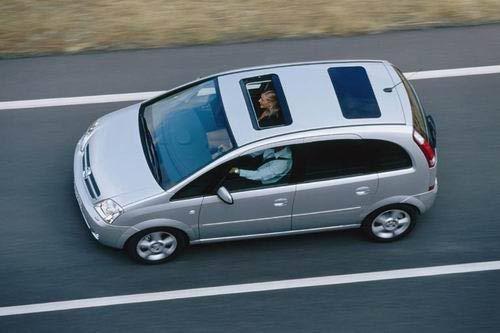 Opel Meriva : la gamme et les prix