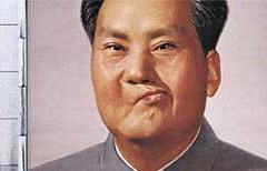 Publicité Citroën : Touche pas à Mao !