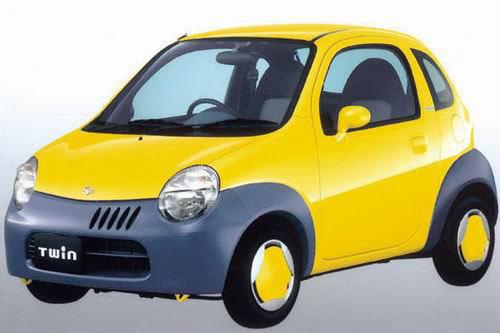 Suzuki Twin : une petite hybride pour le Japon