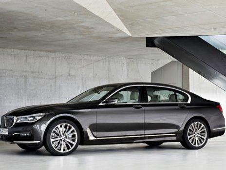 BMW lance une 730Li avec un quatre cylindres